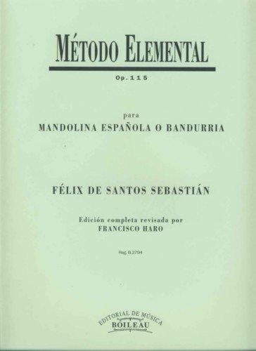 Método elemental Op. 115