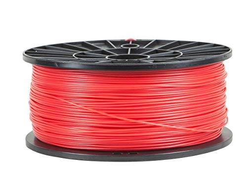 Monoprice 111548Premium 3D Drucker Filament ABS 1,75mm/1kg Spule, Crystal Clear