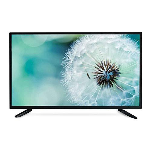 ZFFSC TV di qualità HD Televisione, TV Intelligente Full HD 4K, 32 42 46 55   60 Pollici, HD Full HD 1080P, WiFi Integrato, Eurore risorse, Adatto per Hom TV di qualità HD