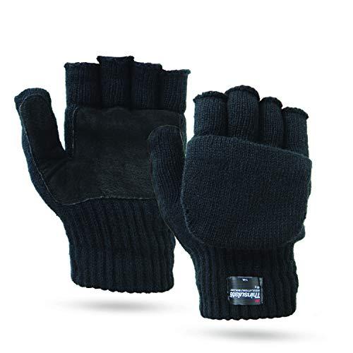 Illinois Glove Company 361XL Rag Wool Glomitt Flip...