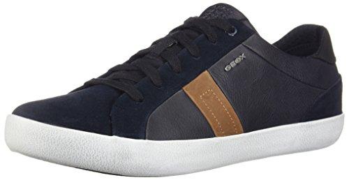 Geox Herren U Box G Sneaker, Blau (Navy C4002), 43 EU