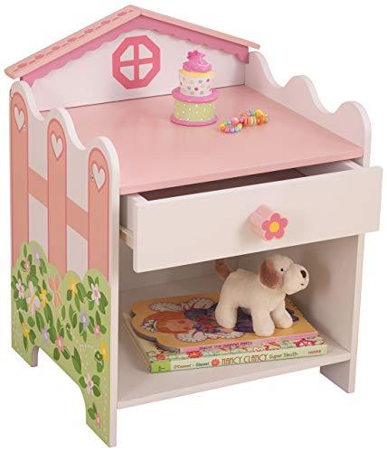Kidkraft 76257 Tavolino da Parete Stile Casa delle Bambole, Legno_Composito, Multicolor