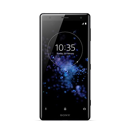 Sony Xperia XZ2 UK SIM-Free Smartphone - Liquid Black [UK]