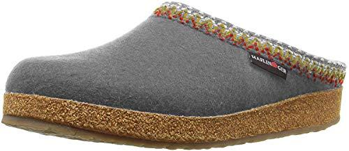HAFLINGER New Zig Zag Grey 38/7.5-8 Womens Shoes