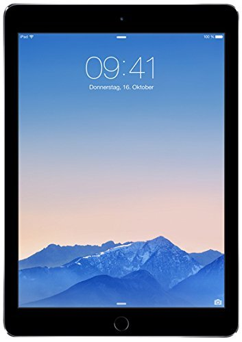 Apple iPad Air 2 tablet A8X 16 GB 3G 4G Grigio (Ricondizionato)