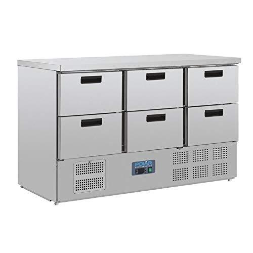 Polar CR711 koelkast met 6 laden