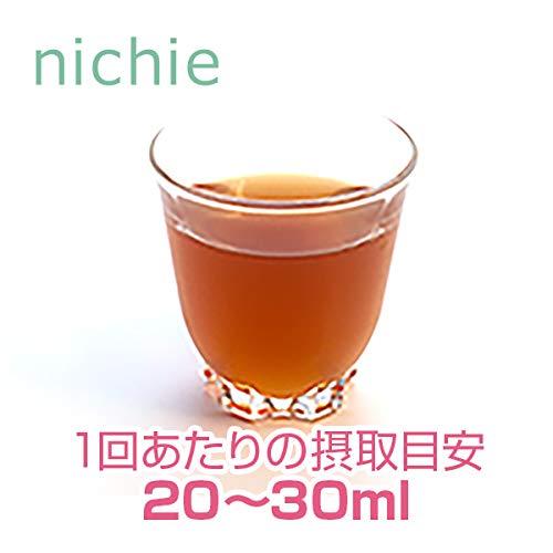 nichieきらきら酵素ドリンク80種類の酵素アプリコット&アセロラ味720ml