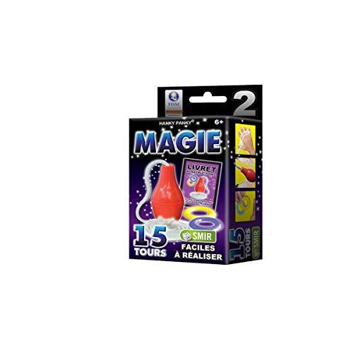 Smir- Coffret 15 Tours 2-Jeu Magie, 4662