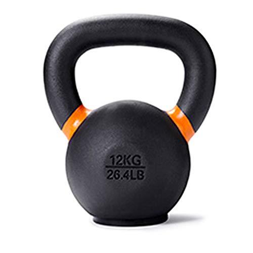 Pesas Rusas MM Home Fitness Kettlebell 4 Kg, 12 Kg, 16 Kg, Material De