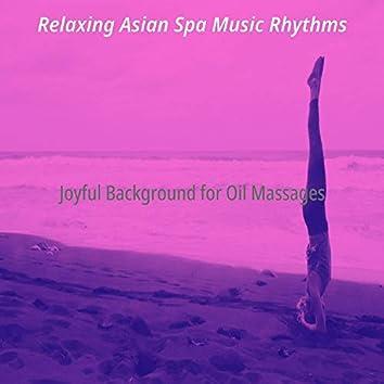 Joyful Background for Oil Massages