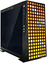 IN WIN 309 Addressable RGB Front Panel - Tempered Glass Side Panel - ATX Mid Tower Gaming Computer Chassis Case