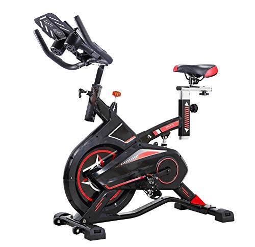 UK Fitness Exercise bike Indoor studio cycle Cardio workout bike WiFi connection: Includes 3 Month Membership to Studio SWEAT onDemand classes