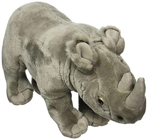 NATIONAL GEOGRAPHIC Rhino Plush - Medium Size
