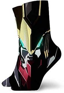 AEMAPE, Calcetines cómodos de compresión Anime A-Fter W-Ar Gu-Ndam