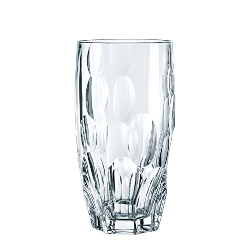 Spiegelau & Nachtmann 0093627-0, 4-teiliges Longdrink-Set, Sphere, Kristallglas, 385 ml