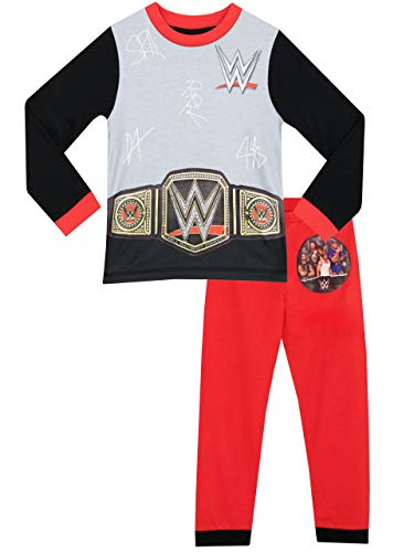 WWE - Pijama para Niños - World Wrestling Entertainment - 9