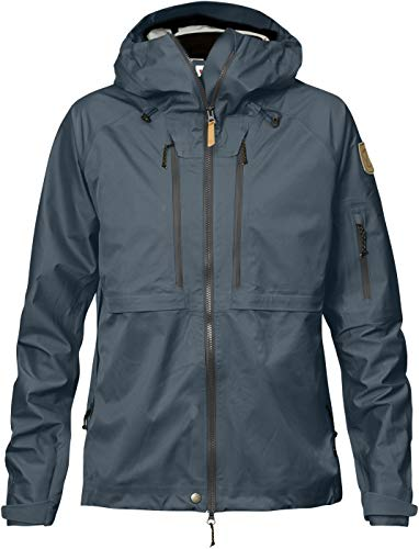 FJALLRAVEN Damen Keb Eco-Shell Jacket W, Dusk, S