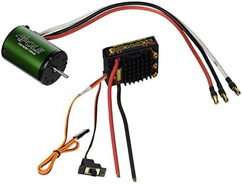 Castle Creations Sidewinder 3 Waterproof ESC with Motor (NC1406-5700KV), Scale 1:10