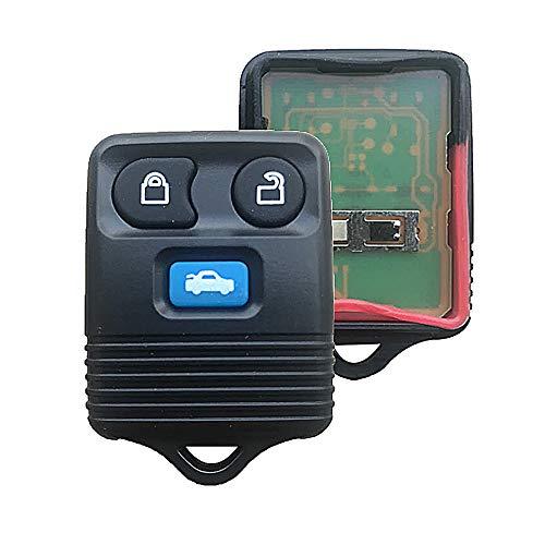 ProPlip - Mando a distancia completo con programación electrónica compatible con Ford Transit MK6 Connect 315 433 MHz