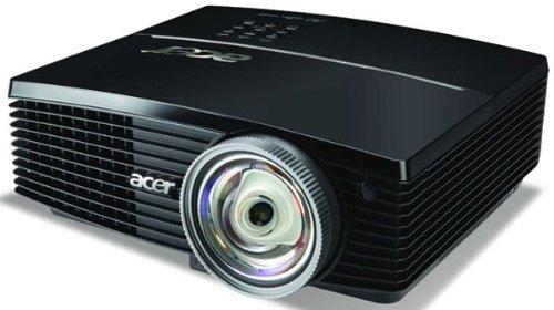 Acer S5200 DLP-Projektor (Kontrast 2500:1, 3000 ANSI Lumen, XGA 1024 x 768 Pixel) schwarz
