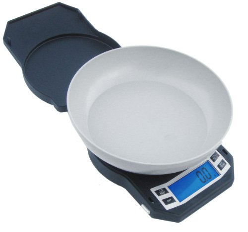 LB Series Digital Kitchen Weight Scale, Food Measuring Scale, 1kg x 0.1g, LB-1000