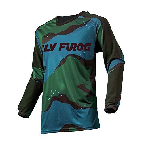 UGLY FROG MTB Sport & Freizeit Sportausrüstung & -Bekleidung Handball Bekleidung Herren Kurz- / Langarm T-Shrt Spieltrikots