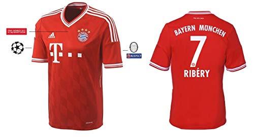 Trikot Herren Champions League Finale Wembley 2013 - Ribery 7 (L)