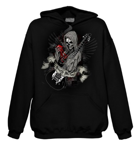 Chameleon Clothing Heavy Metal Death Metal 700557 Herren Hood 001 5XL