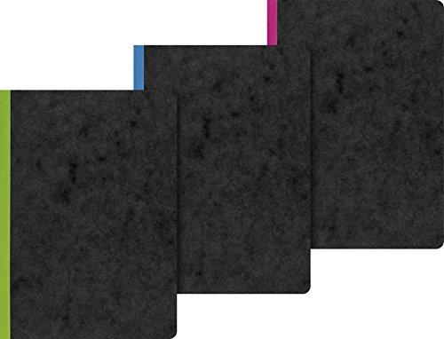 Brunnen 104353195 Kladde A5 (flexibler Karton Einband, liniert, 96 Blatt)
