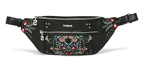 Desigual Eden Rinonera Belly Bag Negro
