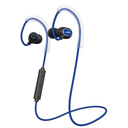radius Sports Bluetooth Series aptX対応Bluetoothワイヤレスイヤホン (ブルー)