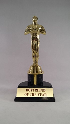 Victory Trophy Statue Boyfriend of the Year