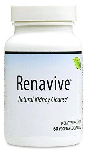 Renavive Natural Treatment for Kidney Stones 60 Capsules