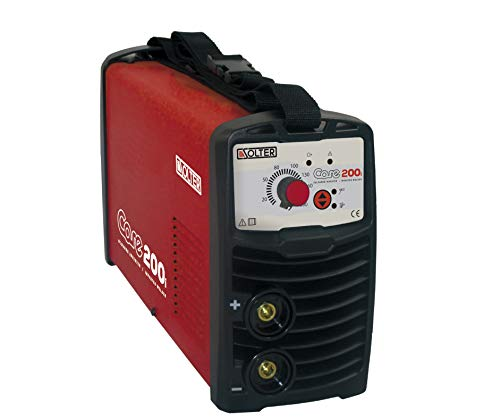 Solter 1 INVERTER CORE-200i, Rojo