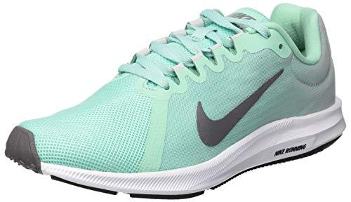 Nike Downshifter 8 Emerald Rise/Gunsmoke Womens 8