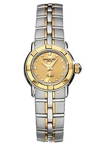 Raymond Weil Women's 9640-STG-10081 Parsifal Watch