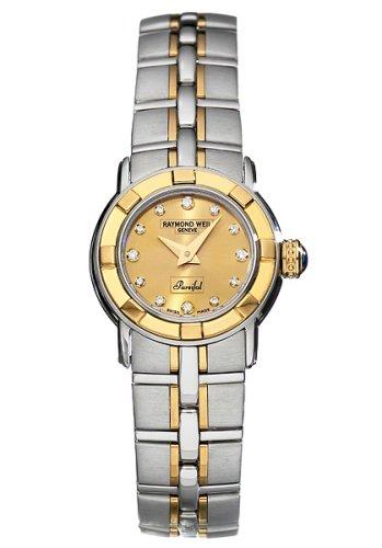 [レイモンドウィル]Raymond Weil 腕時計 Parsifal Watch 9640-STG-10081 レディース [並行輸入品]