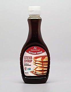 SweetLeaf Stevia Syrup Cinnamon, 12 Fl. Oz
