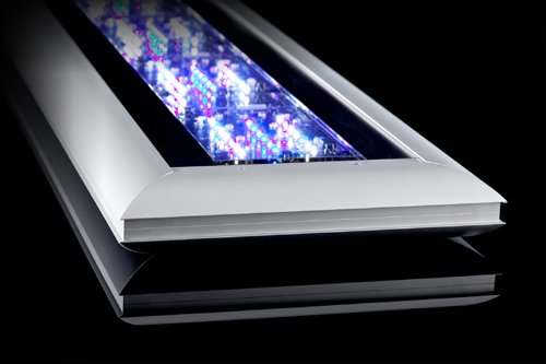 Giesemann Futura weiß Meerwasser Beleuchtung Aquarium LED 195 Watt Aquariumlampe