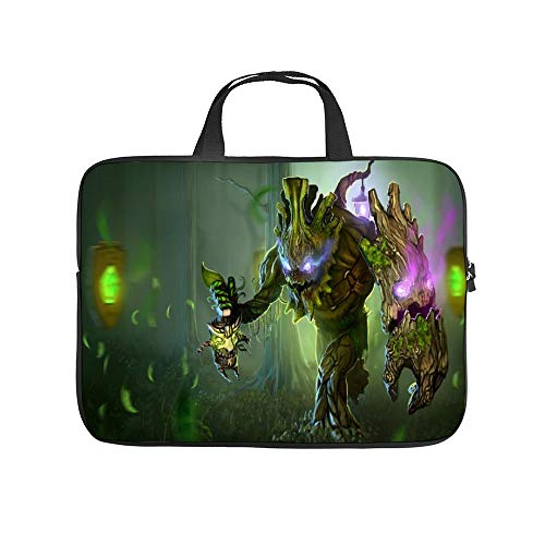 Universal Laptop Computer Tablet,Case,Cover for,Apple/MacBook/HP/Acer/Asus/Dell/Lenovo/Samsung,Laptop Sleeve,Fans for L-O-L Maokai Video Games,10inch