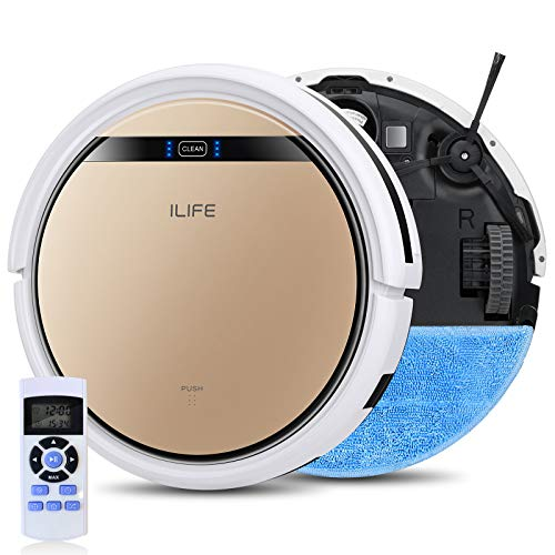 Save on ILIFE Robot Vacuum Cleaners