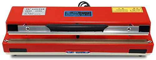 Perfect Sealer Machine Desktop Hand Plastic Aluminium Foil voedsel zak Leather Supermarkt Lamineermachine 3mm Heat sluitmachine goed gesloten Geschikt for een verscheidenheid van Packaging