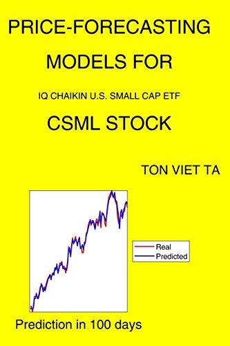 Price-Forecasting Models for IQ Chaikin U.S. Small Cap ETF CSML Stock (Alexander Fleming)