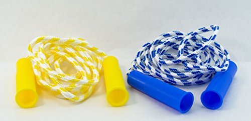 Sale!! Giggle Time Jump Rope Assortment - (24) Pieces - Assorted Colors - for Kids, Boys and Girls, ...