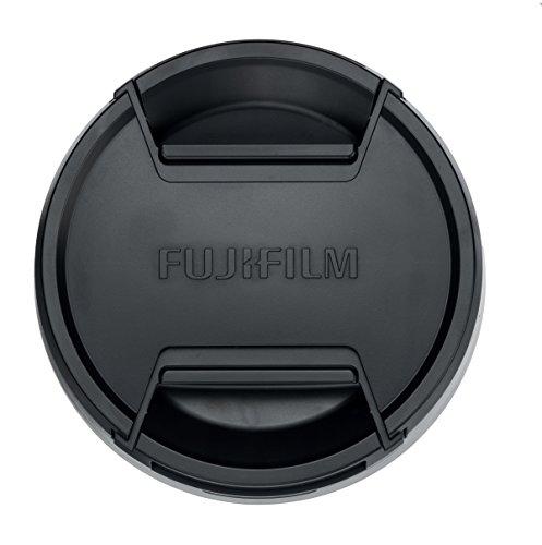 FUJIFILM 16591594 XF8-16 mm Voorste Lens Cap - Zwart
