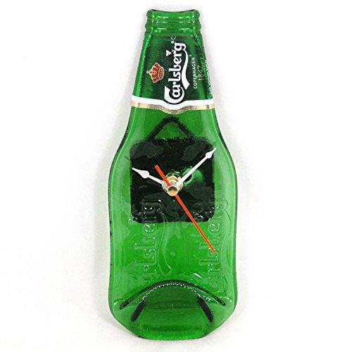 Carlsberg Flasche Uhr