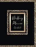 Wedding Planner Checklist: Leopard Print Notebook Planner Book and Organizer
