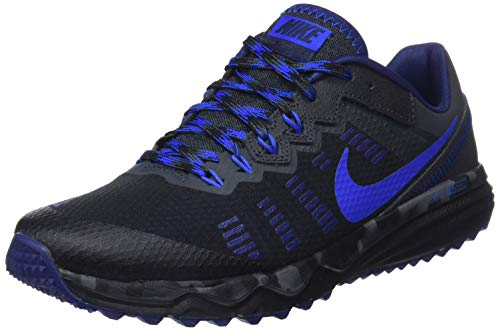 Nike 819146 004, Zapatillas de Trail Running Unisex Adulto, Negro, 40 EU
