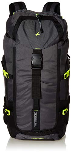 Fastrack 57.2 cms Grey Rucksack (A0726NGY01)