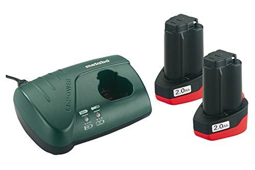 Metabo PowerMaxx maX 12 10.8V Li PRO Cordless Drill/Driver, Green, 1